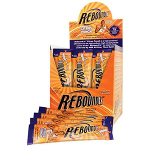 Picture of Rebound Fx™ On-The-Go Pouches Citrus Punch - 30 count box
